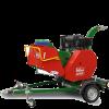 BC 350 faaprító- komposztáló gép