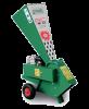 BC 80 faaprító és komposztáló gép